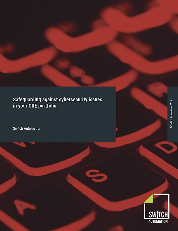 CRE cybersecurity e-book cover-1